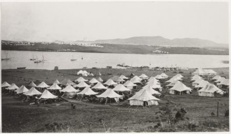 3rd. General Hospital At Mudros On The Greek Island Of Lemnos