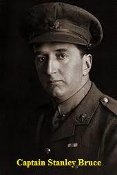 Captain Stanley Bruce