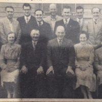 Factory Staff 1958
