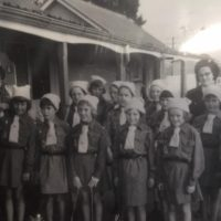 Longwarry Brownies Mid 60's