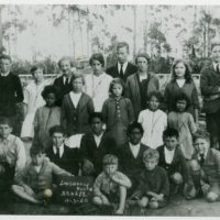 Longwarry North Primary School 1928
