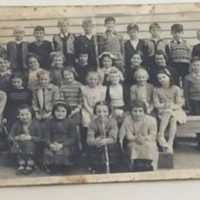 Longwarry State School Grade 4 1953 Courtesy Les Burns