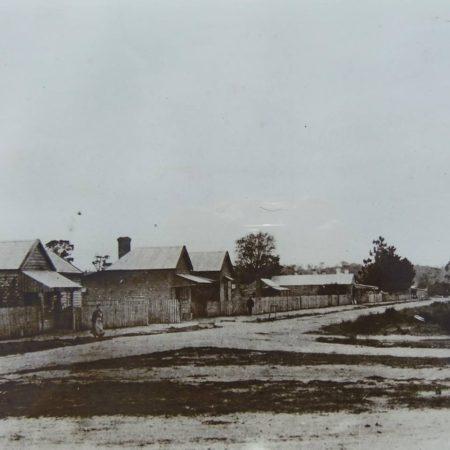 Mackey Street 1900