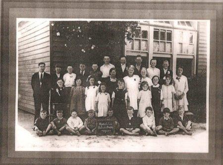 Modella State School 1931