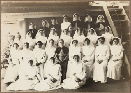 Nursing Staff 3rd. Australian General Hospital