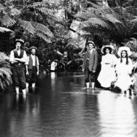 Paddling In The Bunyip Rriver Collections.museumvictoria.com.au Items 769572