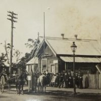 Post Office Early 1900's