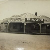Shop On The Corner Of Flinders Rd And Modella Rd Now Vacant Block Photo Courtesy Mary Davis