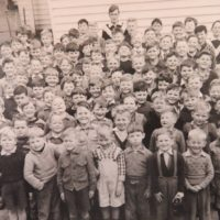 The Boys Of Longwarry School 1956 Courtesy Of Russell Ford