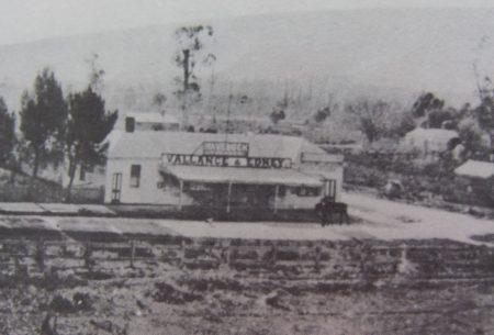 Valance & Edney Store Cnr. Mackey Street And Drouin Rd. 1905